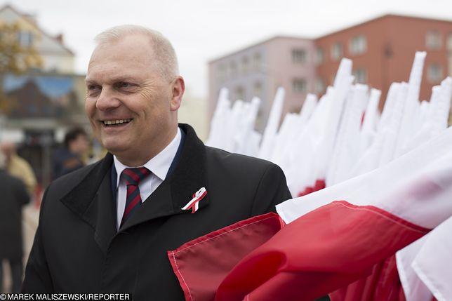 Poseł PiS Lech Kołakowski zatrzymany przez drogówkę za przekroczenie prędkości