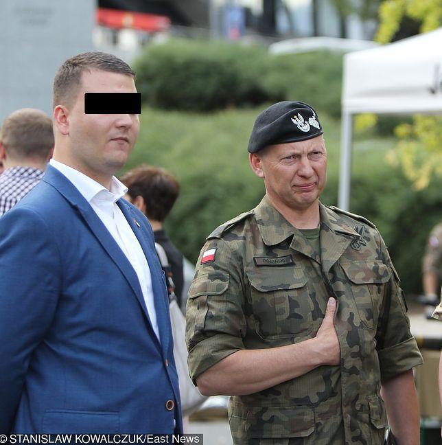 Gen. Mirosław Różański odniósł się do informacji na temat Bartłomieja M.