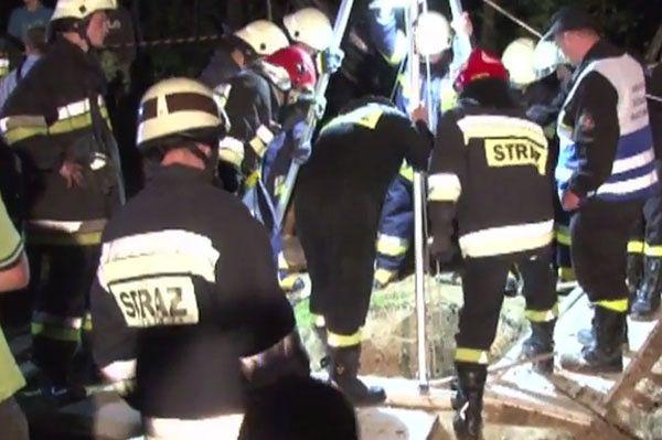 Kopał przydomową studnię - doszło do tragedii