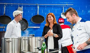 """Katarzyna Dowbor w """"Hell's Kitchen"""": """"Magda Gessler powinna się bać"""""""