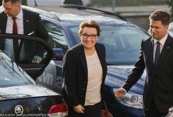 Anna Zalewska jeździ rządową limuzyną, ale pobiera kilometrówkę