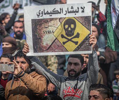 Syria tonie, a Bliski Wschód robi biznes