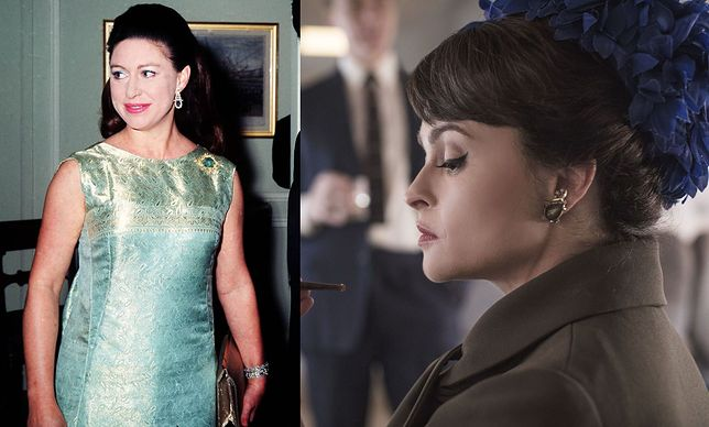 """Helena Bonham Carter zagrała księżniczkę Małgorzatę w """"The Crown"""""""