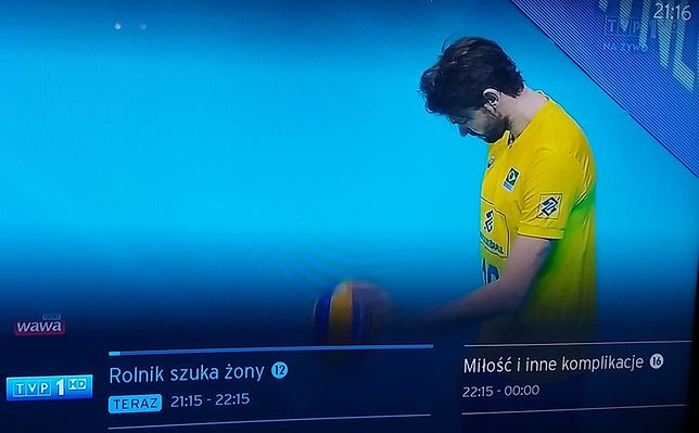"""Fani """"Rolnika"""" zobaczyli mecz zamiast kolejnego odcinka ulubionego programu"""
