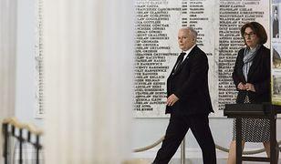 Posłowie opozycji zastanawiają się, dlaczego Jarosław Kaczyński nie bierze udziału w obradach Sejmu