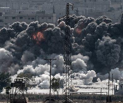 Syria: Koalicja USA użyła białego fosforu. Są ofiary
