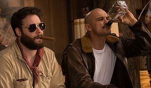 Seth Rogan i James Franco w ostatim wspólnym filmie.
