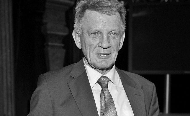 Nie żyje Bronisław Cieślak. Miał 77 lat.