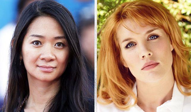 Chloe Zhao i Emerald Fennell - dwie nominowane do Oscara reżyserki filmowe.