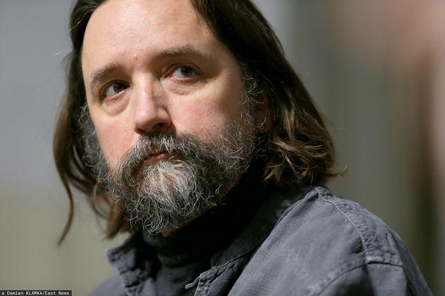 Mariusz Grzegorzek był jednym z oskarżonych przez Annę Paligę wykładowców Szkoły Filmowej w Łodzi