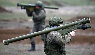 Ukraina. Rosja stworzyła na Krymie ogromny obóz wojskowy