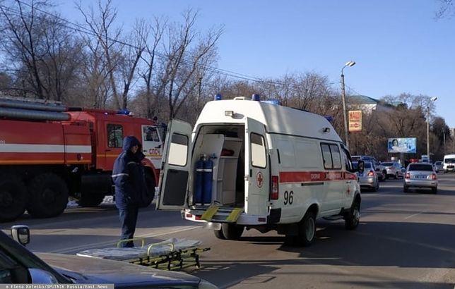 Rosja. Uczeń w Błagowieszczeńsku otworzył ogień do kolegów