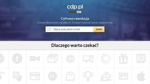 Czym jest cyfrowa rewolucja CDP.pl?