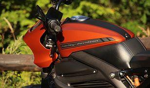 LiveWire One – to nazwa pierwszego modelu nowej elektrycznej marki Harleya-Davidsona