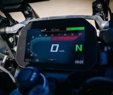 Nowy trend wśród złodziei. Kradną ekrany z motocykli i skuterów