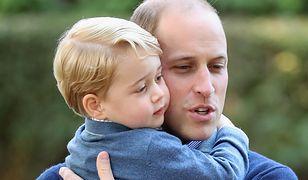Książę William jest tatą 3 pociech: George'a, Charlotte i Louisa