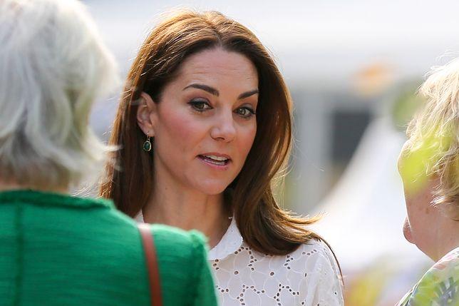 Księżna Kate ponoć wyprowadziła się do rodziców