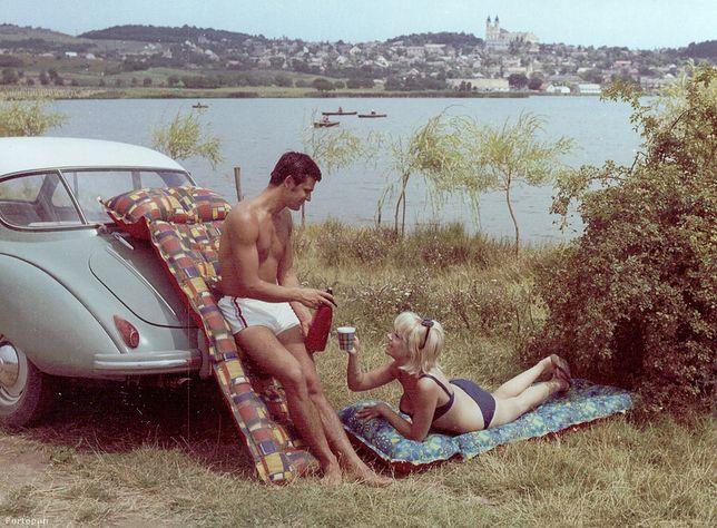 Wakacje nad Balatonem były w PRL-u spełnieniem marzeń
