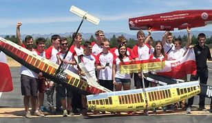 Polscy studenci zdominowali prestiżowy konkurs inżynierski w USA