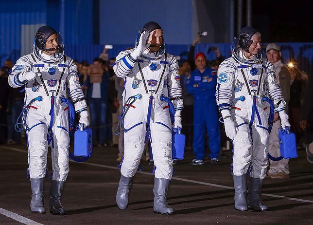 Nowi astronauci na ISS