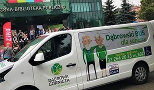 Dąbrowa Górnicza. Bus tylko dla seniorów