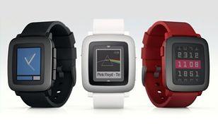 Pebble Time: kolorowy ekran E-Ink w smartwatchu