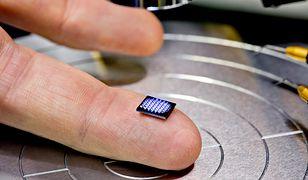 Mikrokomputer z kotwicą kryptograficzną IBM