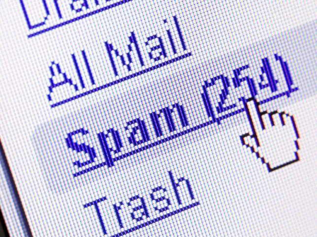 Skrzynki zaleje nowa fala spamu