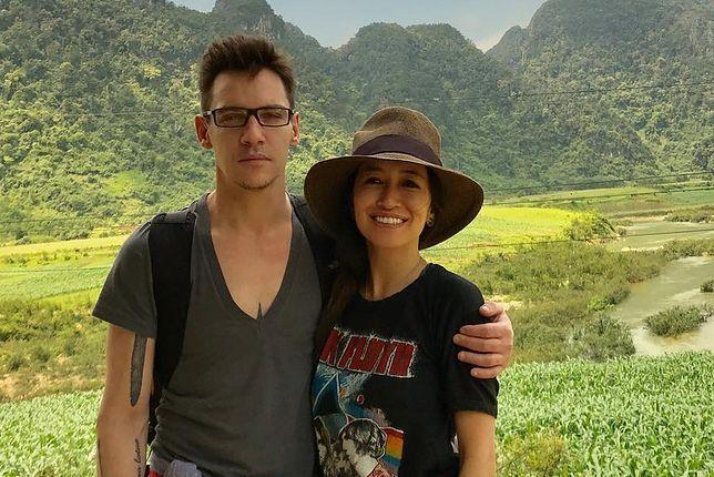 Żona znanego aktora poroniła. On nie radzi sobie z sytuacją