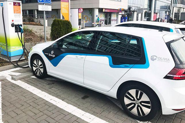 Energa uruchamia wypożyczalnię samochodów elektrycznych