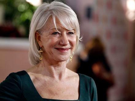 Helen Mirren gubi ideały