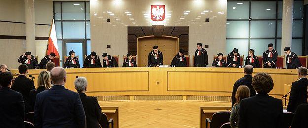 TK odwołał termin rozprawy ws. ustawy o kuratorach