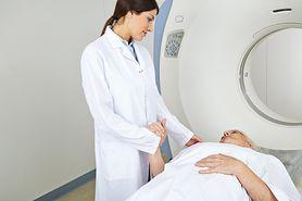 Rezonans magnetyczny z kontrastem