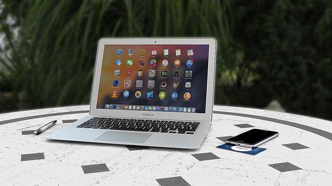 W ostatnich latach system Mac OS stał się synonimem minimalistycznego designu fot. Pixabay