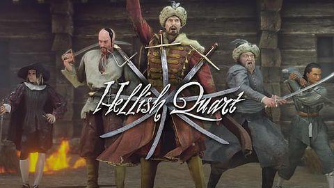 Hellish Quart - na szabelki, mości panie! XVII-wieczne pojedynki na broń białą od polskiego studia Kubold