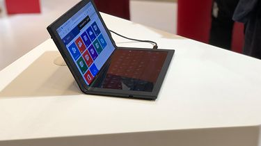 Tak wygląda pierwszy na świecie notebook (tak, notebook!) Lenovo ze składanym ekranem