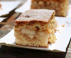 Najszybsza szarlotka na świecie, bez wyrabiania ciasta. Znasz ten trik?