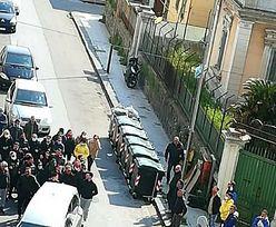 Koronawirus we Włoszech. Odbył się pogrzeb członka rodziny mafijnej