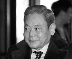 Nie żyje prezes Samsunga. Twórca imperium technologicznego