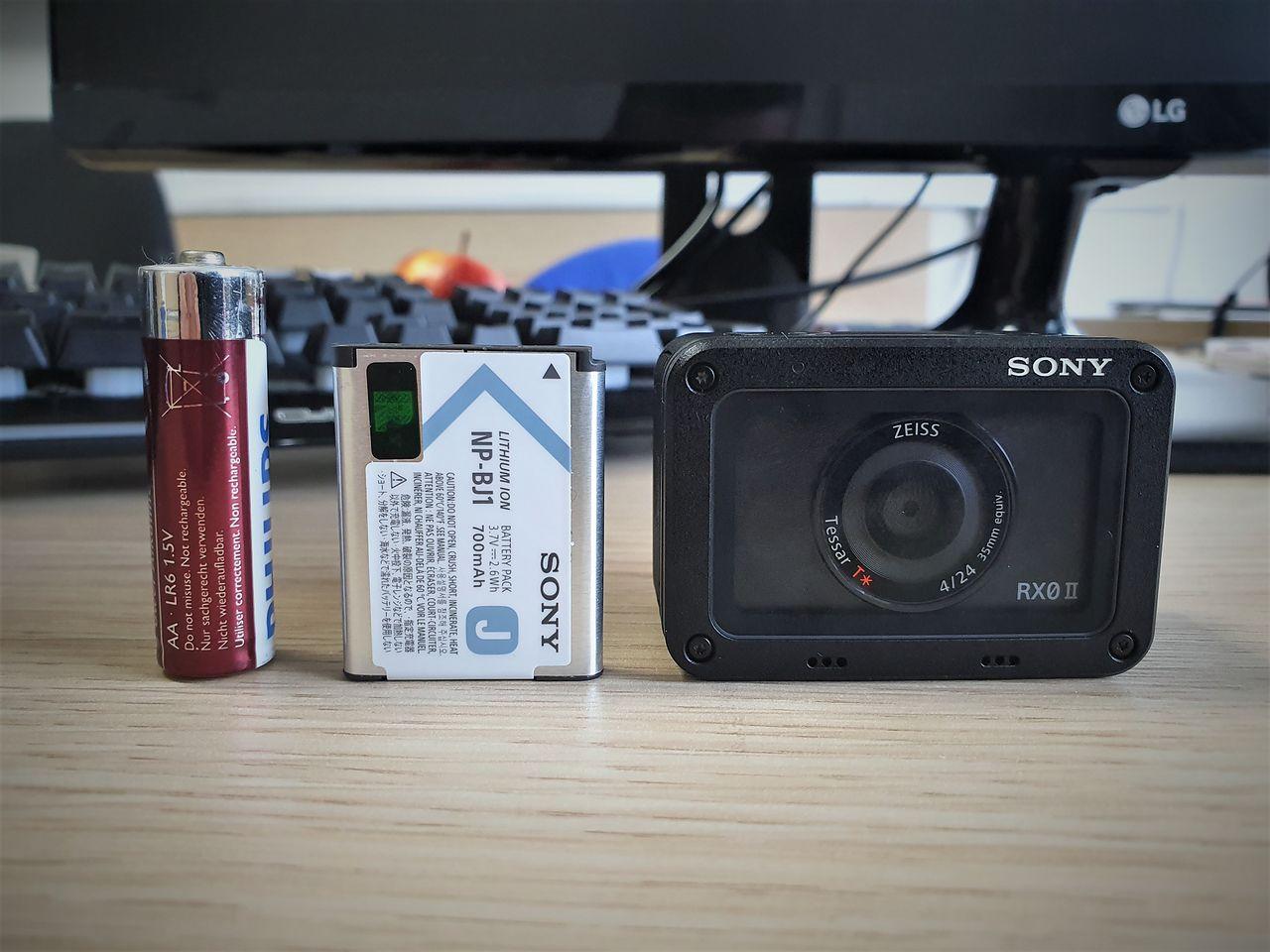 Sony RX0 II — kieszonkowa kamerka wyczynowa