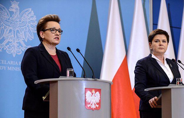 Minister edukacji Anna Zalewska: ta reforma oświaty to pięć tysięcy nowych miejsc pracy