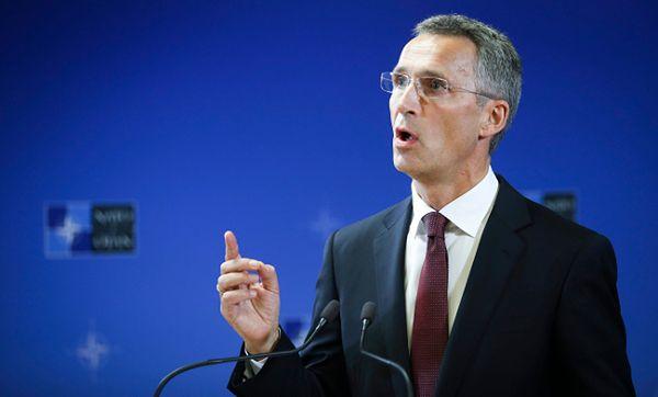 """Stoltenberg: NATO """"stoi"""" za Polską i podtrzymuje gwarancje bezpieczeństwa"""