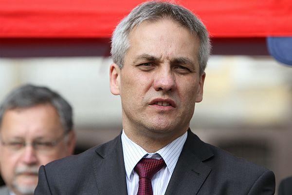 Jerzy Szmit straci mandat poselski? Policja chce go ukarać za blokowanie drogi