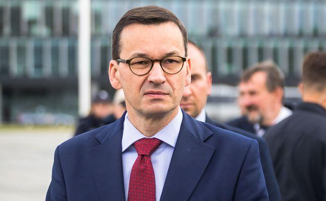 """Mateusz Morawiecki zaprezentuje """"cysterny wstydu PO-PSL"""""""