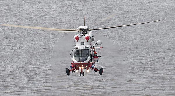 Odnaleziono ciało pilota minihelikoptera, który runął do Bałtyku