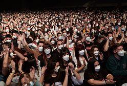 """Wpuścili ludzi na koncert w Barcelonie. """"Myślę, że to przyszłość"""""""