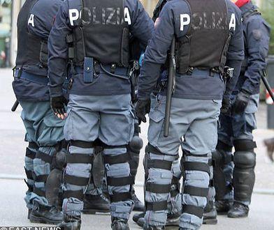 Włochy. Policja zatrzymała dwóch mężczyzn podejrzanych o terroryzm