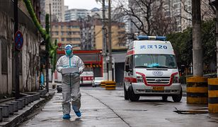 Koronawirus w Chinach. Nowe doniesienia ws. epidemii