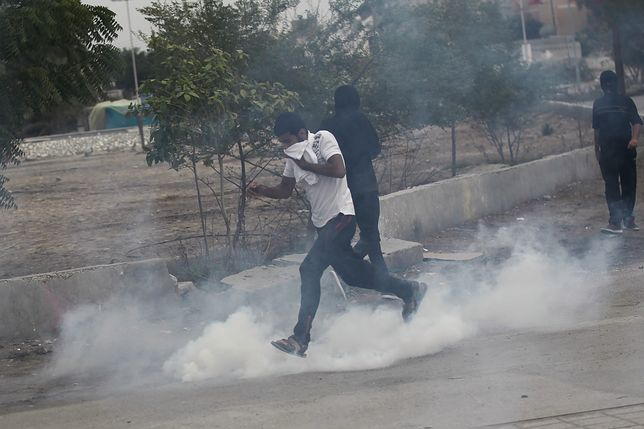 Iran. Autobusem wjechali w policjantów. Trwają protesty