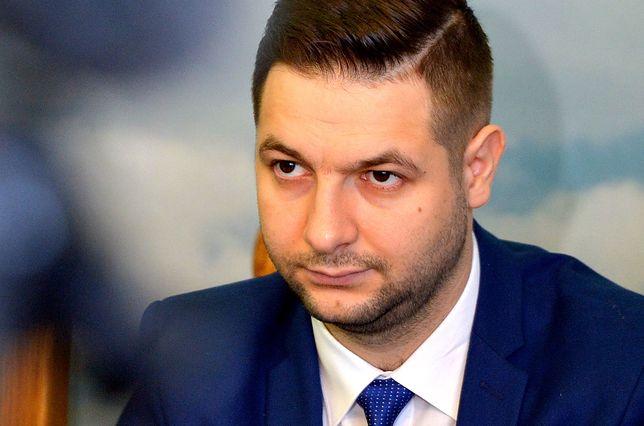 Patryk Jaki będzie walczył o fotel prezydenta Warszawy